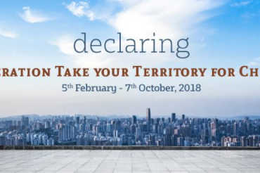 DECLARING OPERATION TAKE YOUR TERRITORY FOR CHRIST 2018