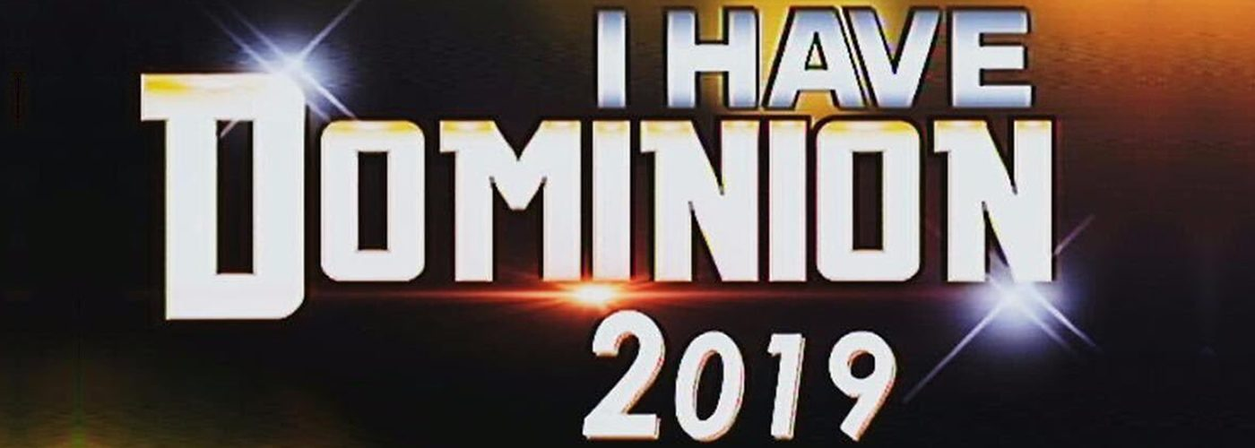 I Have Dominion