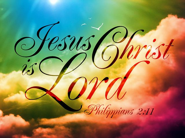 Press Release: Jesus Christ is Lord